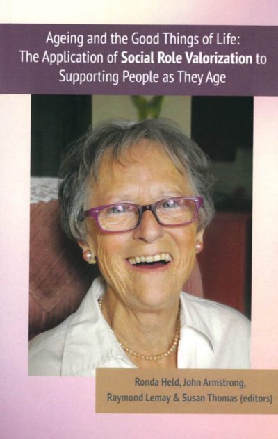 The cover of Ageing and the good life SRV
