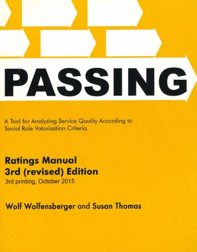 The cover of the passing manual