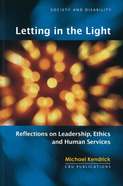 The Cover of the book Letting in the Light