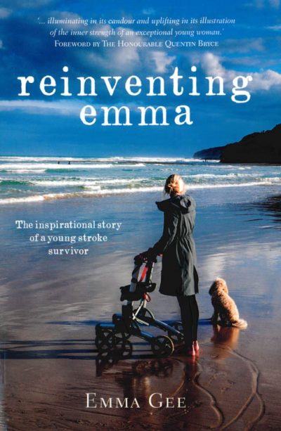 The cover of the book Reinventing Emma