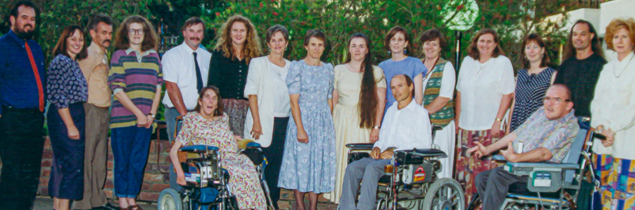 A leadership group from 1996