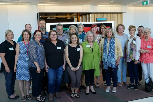 Family leaders across the generations gather to celebrate 30 years of CRU